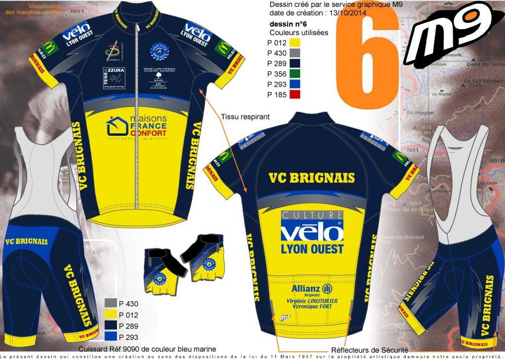 69ol6-VC Brignais 2015